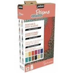 Pebeo Fantasy Prisme Explorer Set 12 x 20ml