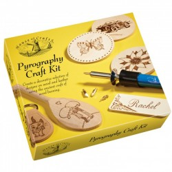 House of Crafts Pyrography Craft Kit