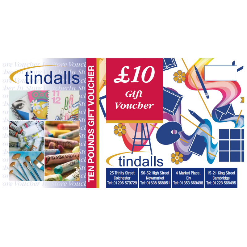 £10 Tindalls In-store Gift Voucher
