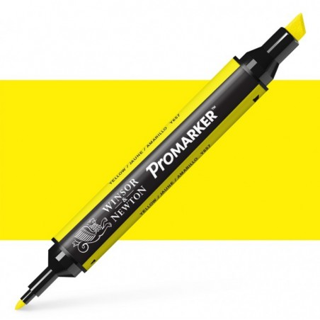 Winsor & Newton Promarker - Yellow