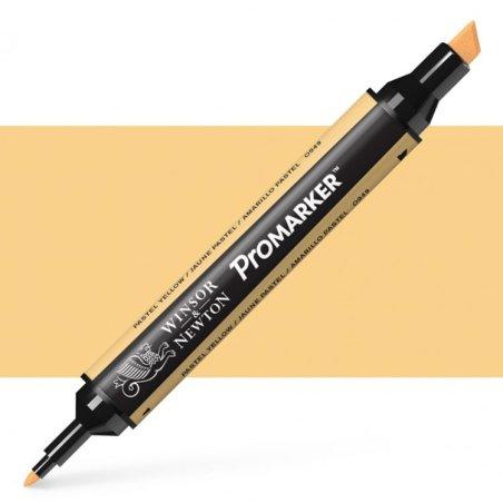 Winsor & Newton Promarker - Pastel Yellow