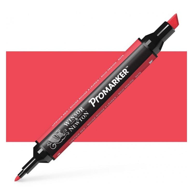 Winsor & Newton Promarker - Lipstick Red