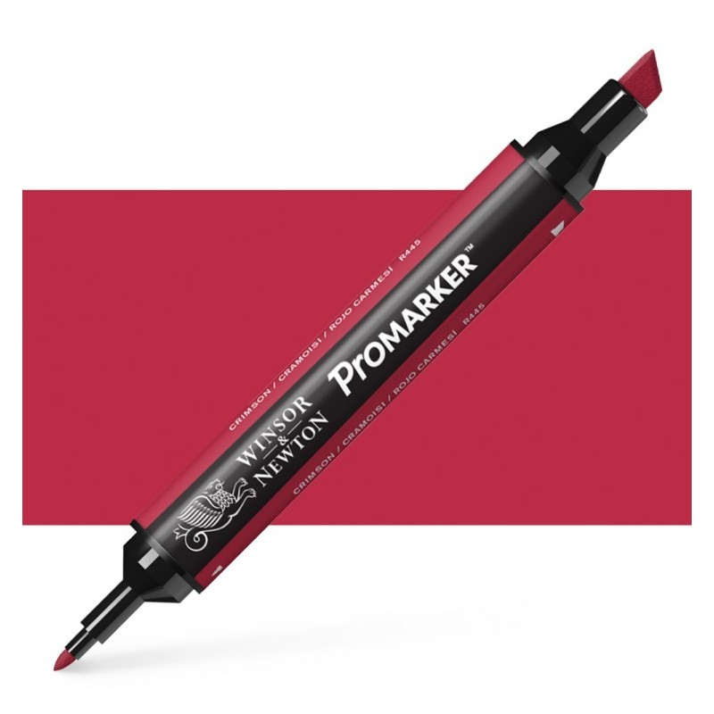 Winsor & Newton Promarker - Crimson