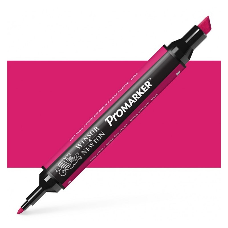 Winsor & Newton Promarker - Hot Pink