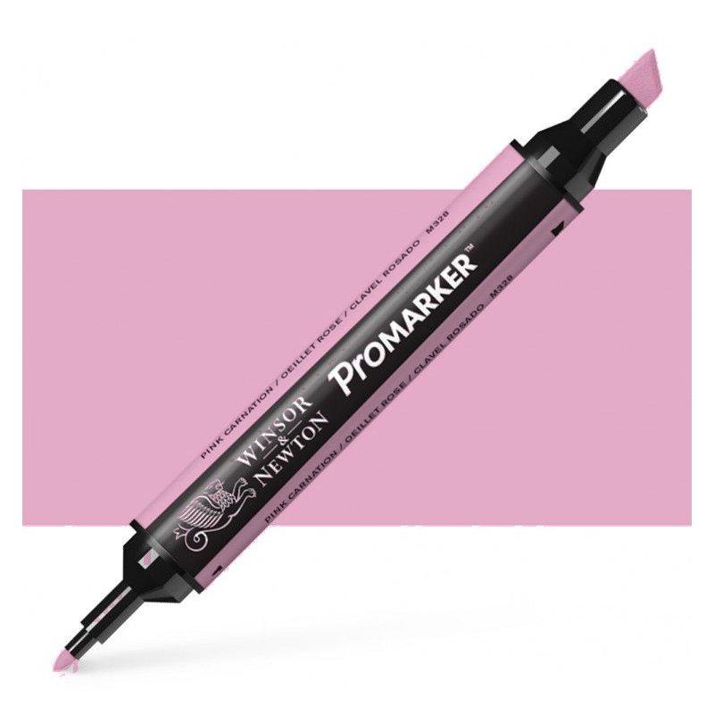 Winsor & Newton Promarker - Fuchsia Pink
