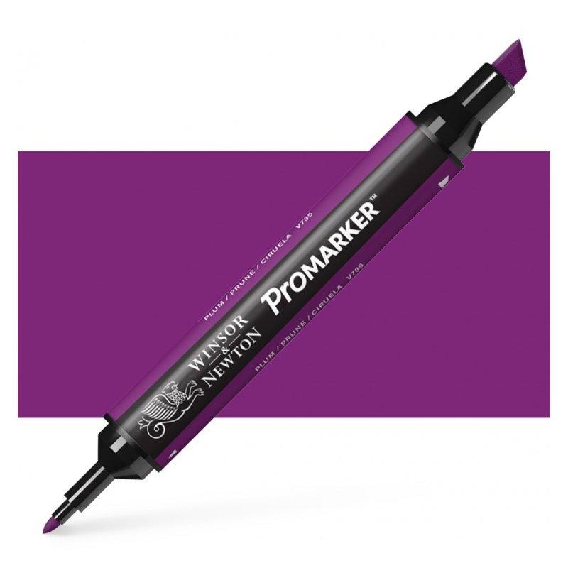 Winsor & Newton Promarker - Plum