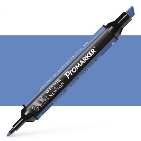 Winsor & Newton Promarker - China Blue