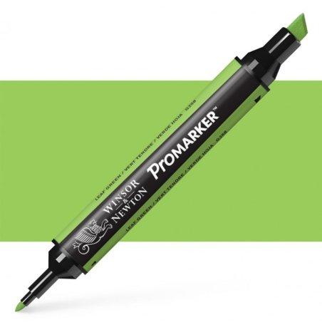 Winsor & Newton Promarker - Leaf Green