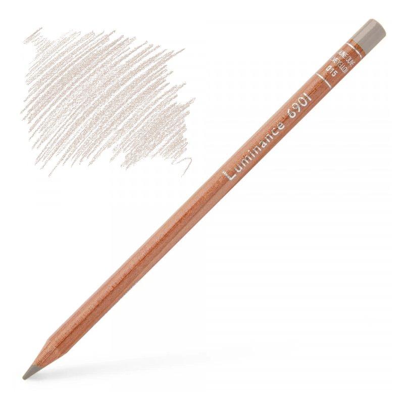 Caran d'Ache Luminance 6901 Colour Pencil - Pink White