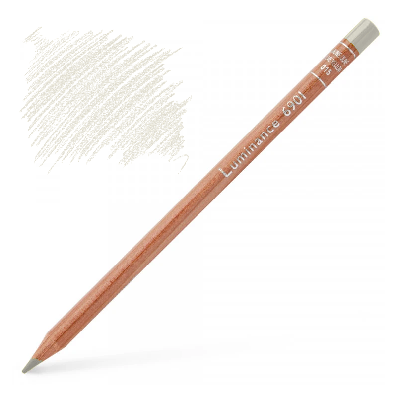 Caran d'Ache Luminance 6901 Colour Pencil - Buff Titanium