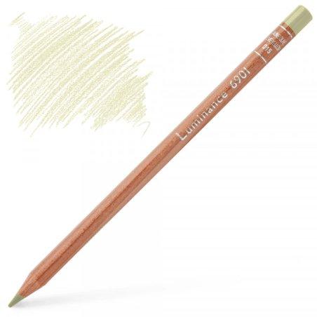 Caran d'Ache Luminance 6901 Colour Pencil - Primrose