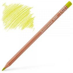Caran d'Ache Luminance 6901 Colour Pencil - Lemon Yellow