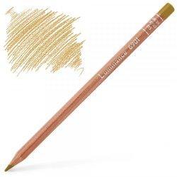 Caran d'Ache Luminance 6901 Colour Pencil - Indian Yellow