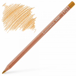 Caran d'Ache Luminance 6901 Colour Pencil - Apricot
