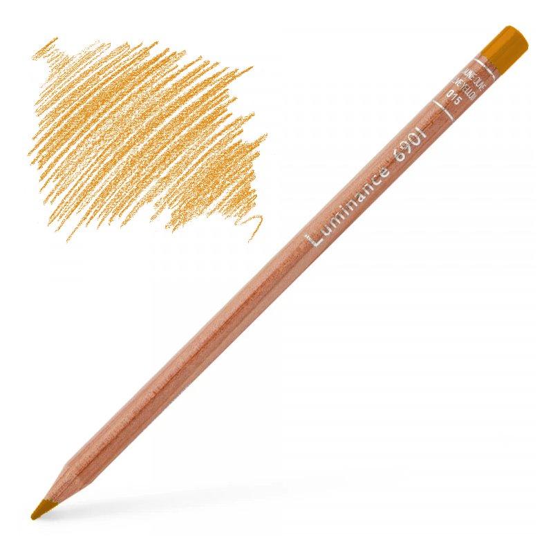 Caran d'Ache Luminance 6901 Colour Pencil - Orange