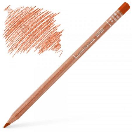 Caran d'Ache Luminance 6901 Colour Pencil - Cornelian