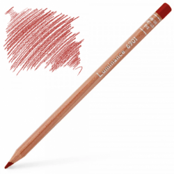 Caran d'Ache Luminance 6901 Colour Pencil - Scarlet