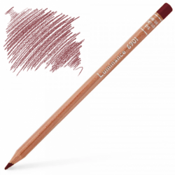 Caran d'Ache Luminance 6901 Colour Pencil - Crimson Alizarin (Hue)