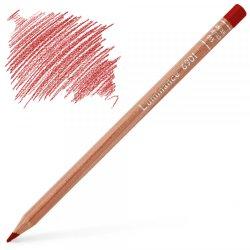Caran d'Ache Luminance 6901 Colour Pencil - Purplish Red