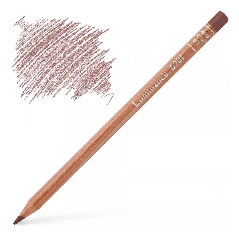 Caran d'Ache Luminance 6901 Colour Pencil - Hibiscus Pink