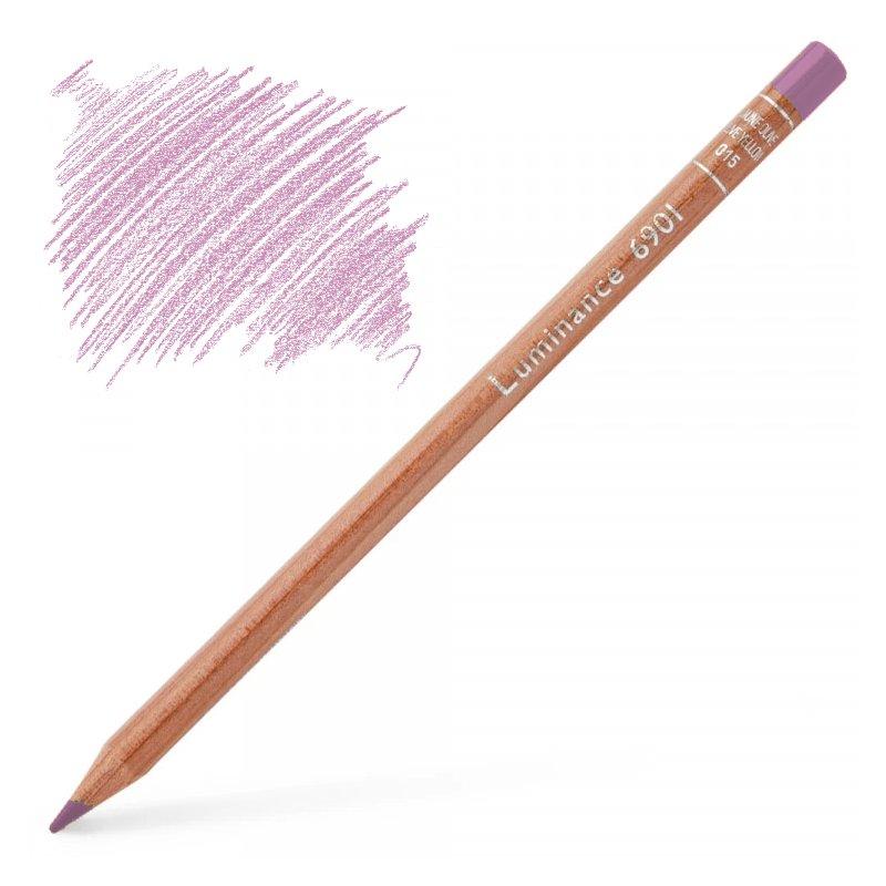 Caran d'Ache Luminance 6901 Colour Pencil - Ultramarine Pink