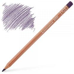 Caran d'Ache Luminance 6901 Colour Pencil - Violet Brown