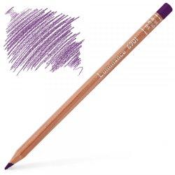 Caran d'Ache Luminance 6901 Colour Pencil -  Quinacridone Purple