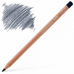 Caran d'Ache Luminance 6901 Colour Pencil - Indanthrone Blue