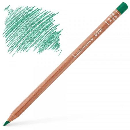 Caran d'Ache Luminance 6901 Colour Pencil - Beryl Green