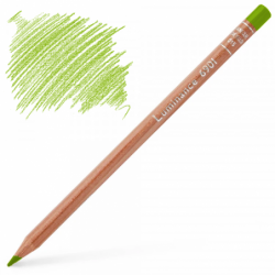 Caran d'Ache Luminance 6901 Colour Pencil - Spring Green