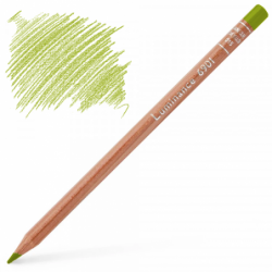 Caran d'Ache Luminance 6901 Colour Pencil - Olive Yellow