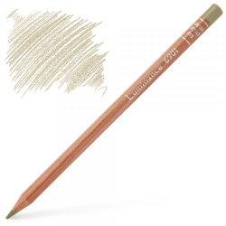 Caran d'Ache Luminance 6901 Colour Pencil - Raw Umber 10%