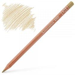 Caran d'Ache Luminance 6901 Colour Pencil - Brown Ochre 10%