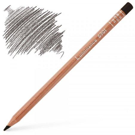 Caran d'Ache Luminance 6901 Colour Pencil - Cassel Earth