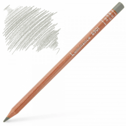Caran d'Ache Luminance 6901 Colour Pencil - French Grey 10%
