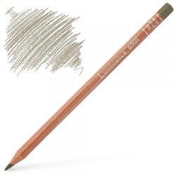 Caran d'Ache Luminance 6901 Colour Pencil - French Grey 30%