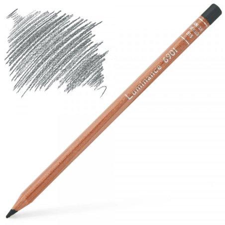 Caran d'Ache Luminance 6901 Colour Pencil - Payne's Grey 60%