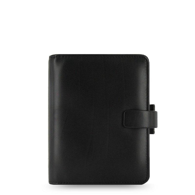 Filofax Metropol Pocket Organiser - Black