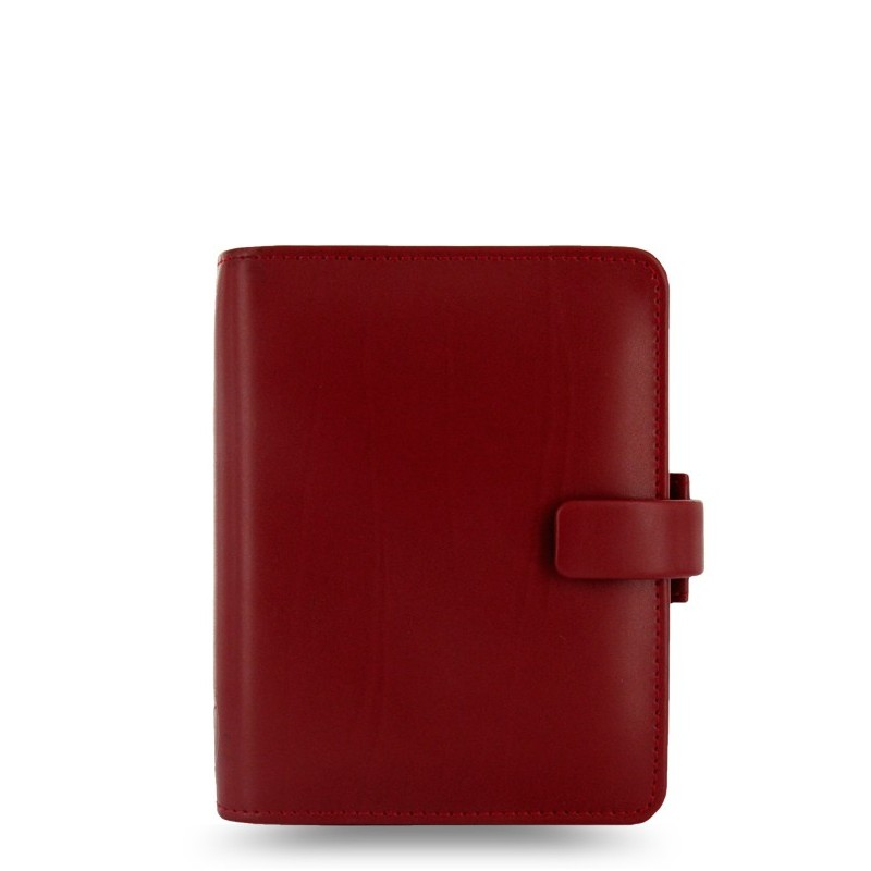 Filofax Metropol Pocket Organiser - Red