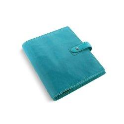 Filofax Malden A5 Organiser - Kingfisher Blue