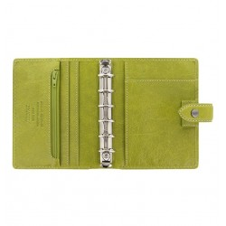 Filofax Malden Pocket Organiser - Pear