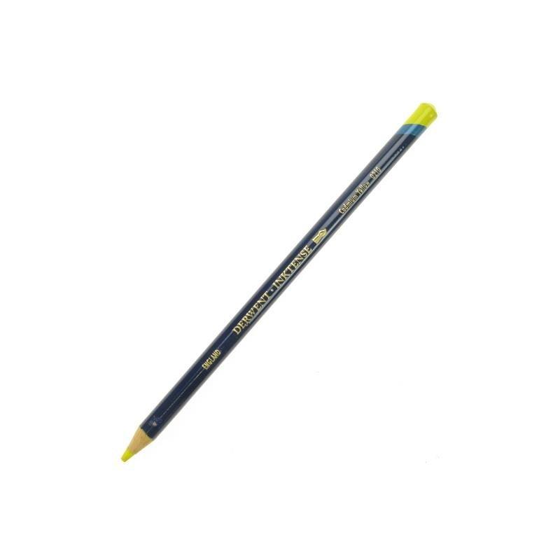 Derwent Inktense Cadminum Yellow Watercolour Pencil