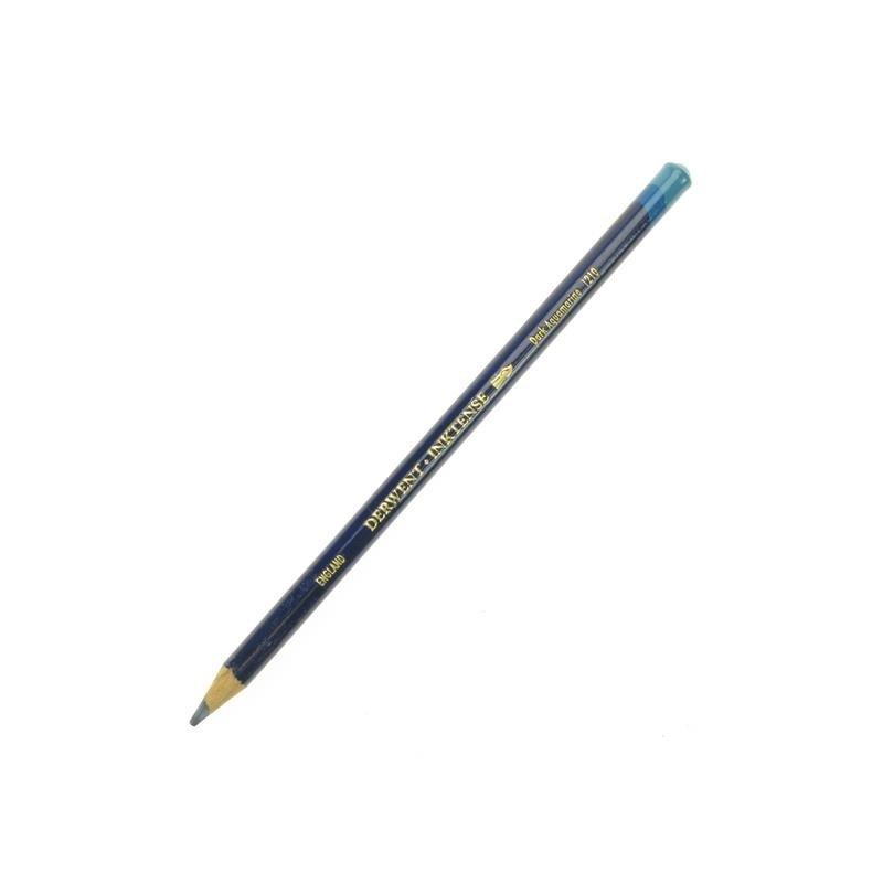 Derwent Inktense Dark Aquamarine Watercolour Pencil