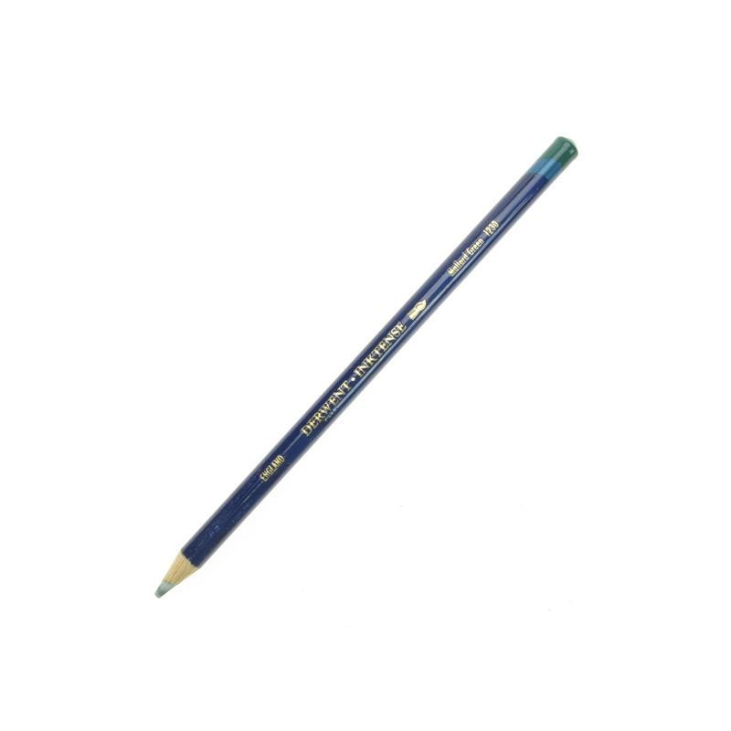 Derwent Inktense Mallard Green Watercolour Pencil