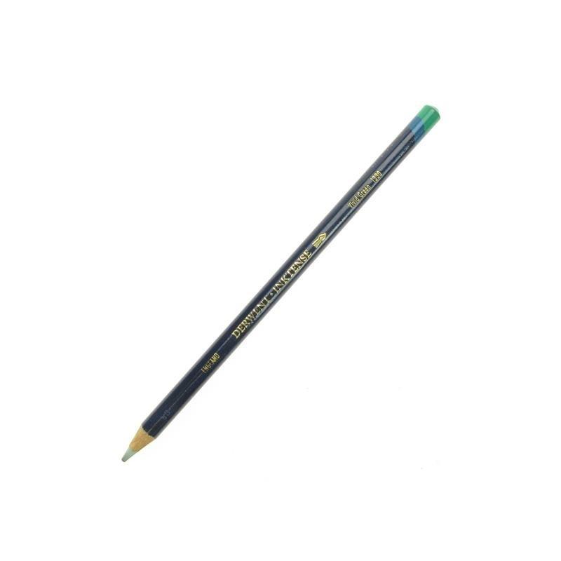 Derwent Inktense Vivid Green Watercolour Pencil