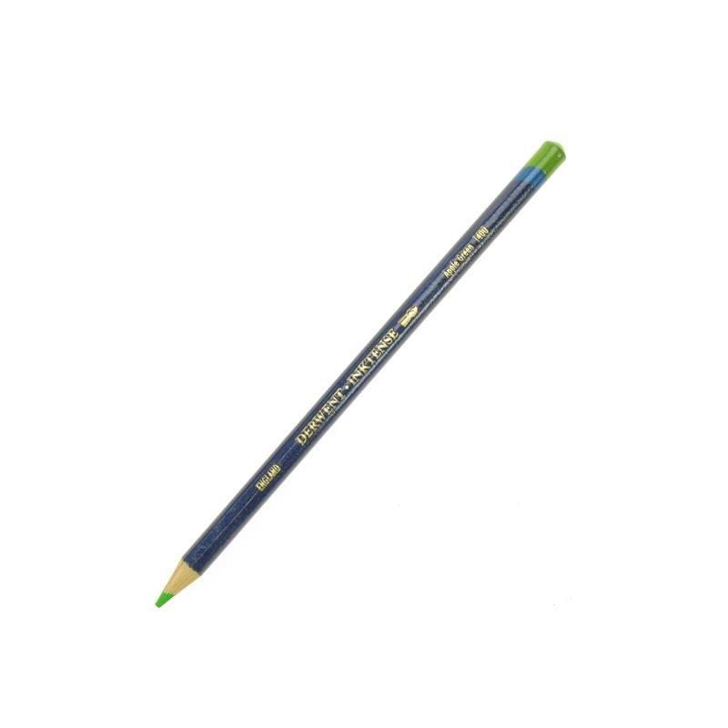 Derwent Inktense Apple Green Watercolour Pencil