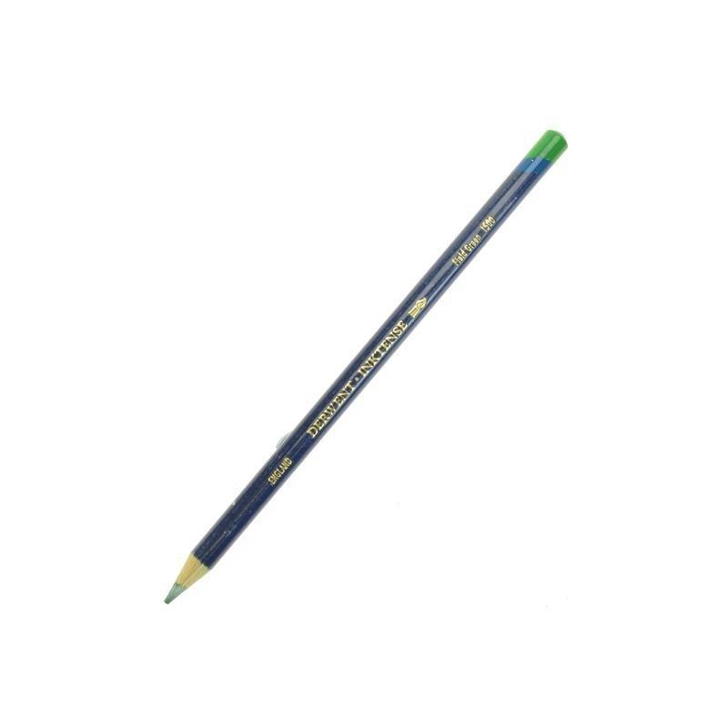 Derwent Inktense Field Green Watercolour Pencil