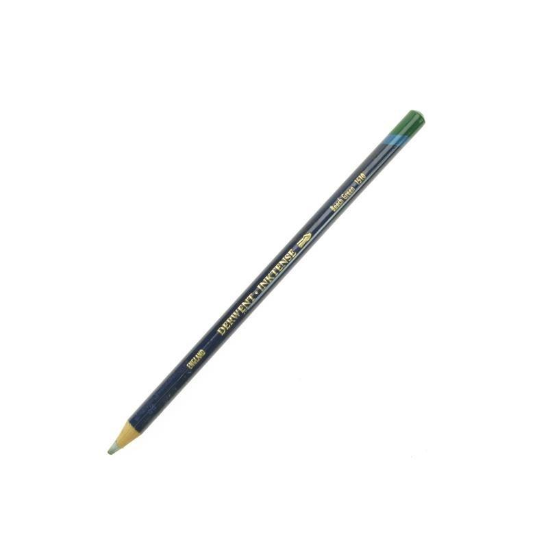 Derwent Inktense Beech Green Watercolour Pencil