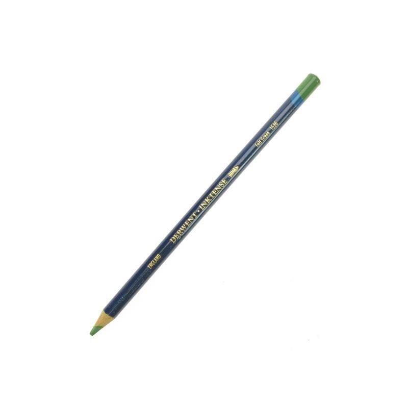 Derwent Inktense Felt Green Watercolour Pencil