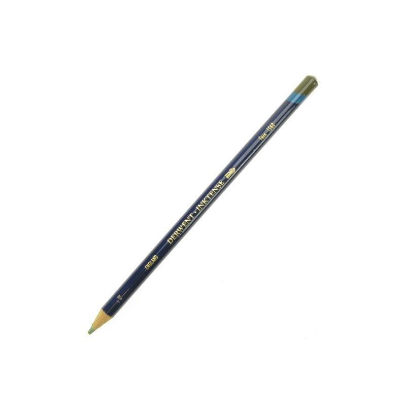 Derwent Inktense Fern Watercolour Pencil